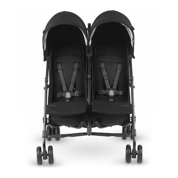 Uppa Baby G-LINK 2 Stroller in Jake (Black/Carbon)