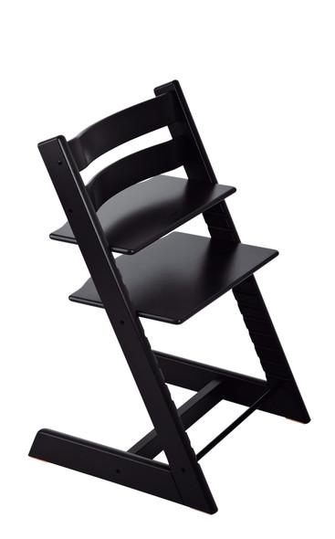 Stokke Tripp Trapp Classic Collection Chair in Black