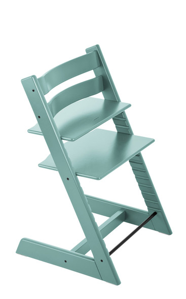 Stokke Tripp Trapp Classic Collection Chair in Aqua Blue