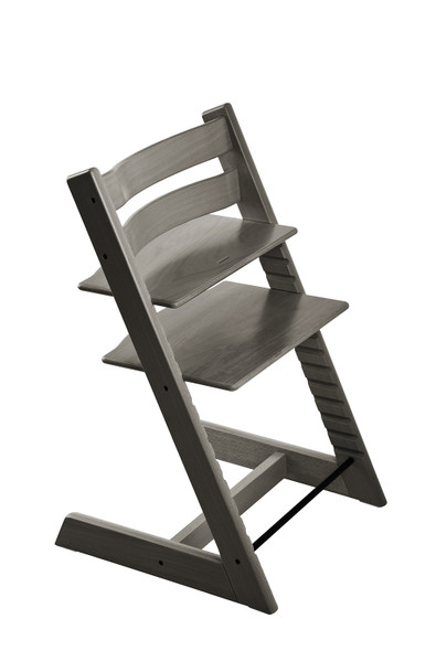 Stokke Tripp Trapp Classic Collection Chair in Hazy Grey