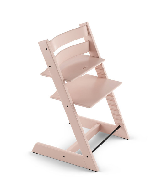 Stokke Tripp Trapp Classic Collection Chair in Serene Pink