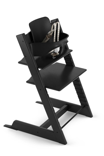 Stokke TRIPP TRAPP High Chair in Black