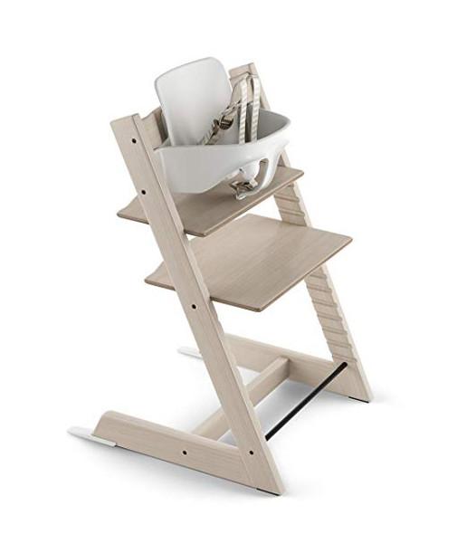 Stokke TRIPP TRAPP High Chair in Whitewash