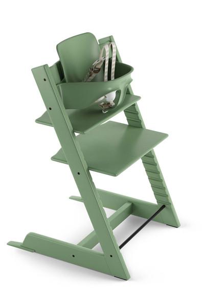 Stokke TRIPP TRAPP High Chair in Moss Green