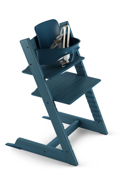 Stokke TRIPP TRAPP High Chair in Midnight Blue