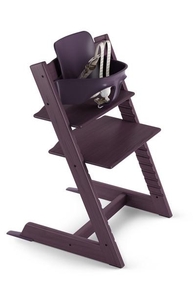 Stokke TRIPP TRAPP High Chair in Plum Purple