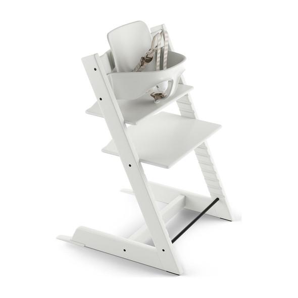 Stokke TRIPP TRAPP High Chair in Oak White