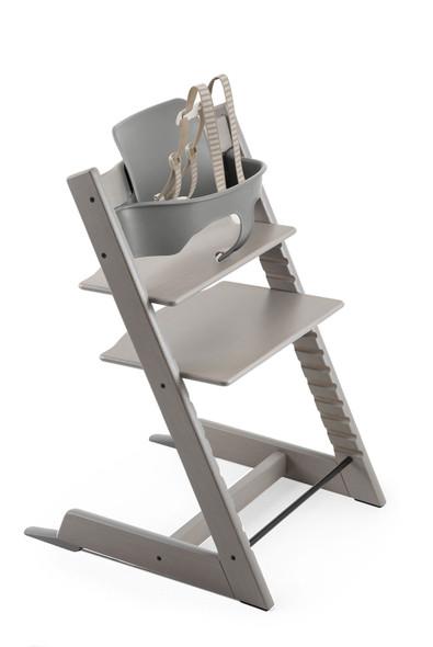 Stokke TRIPP TRAPP High Chair in Oak Greywash