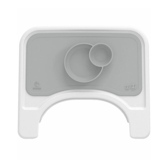 Stokke Ezpz Placemat for Steps Tray in Grey