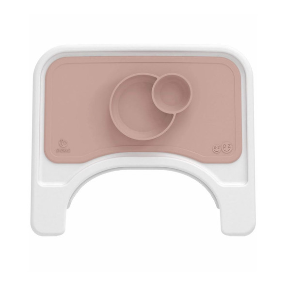 Stokke Ezpz Placemat for Steps Tray in Pink