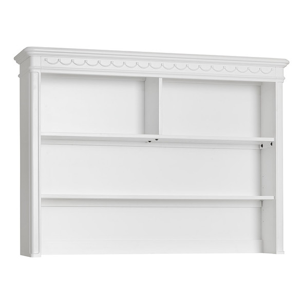 Baby Cache by Heritage Adelina Hutch in Pure White