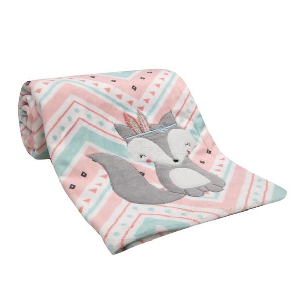 Lambs & Ivy Little Spirit Blankets