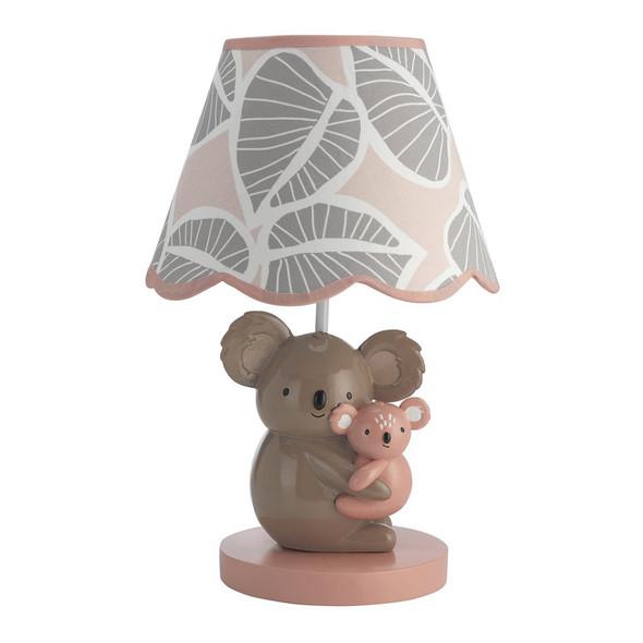 Lambs & Ivy Calypso Lamp w/Shade & Bulb