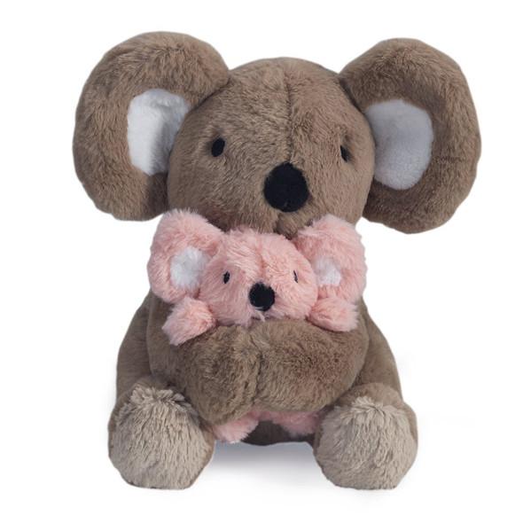 Lambs & Ivy Calypso Plush Koala - Fuzzy & Wuzzy