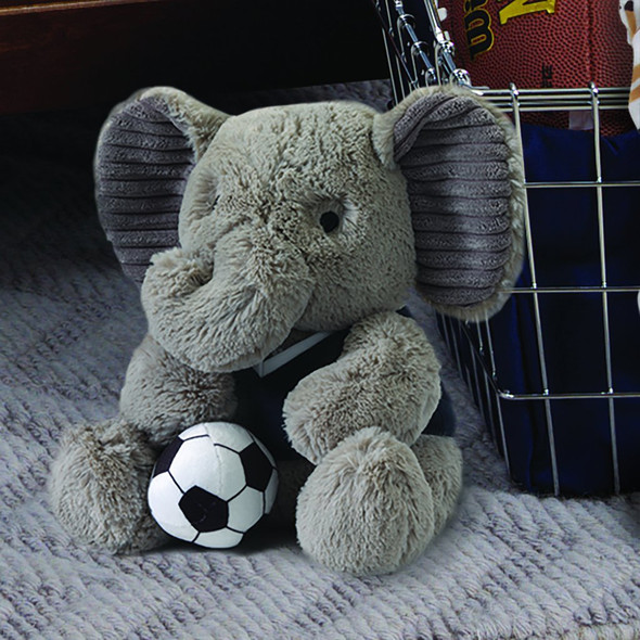 Lambs & Ivy Future All Star Plush Elephant-Blazer