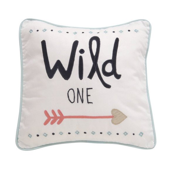 Lambs & Ivy Little Spirit Pillow