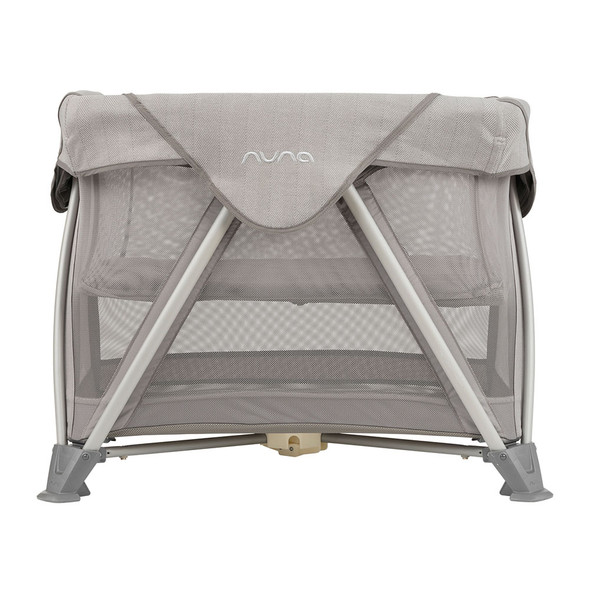 Nuna SENA Aire Mini Play Yard in Champagne