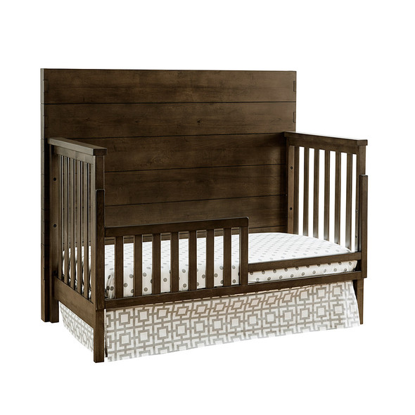 Westwood Dovetail Convertible Crib in Graphite