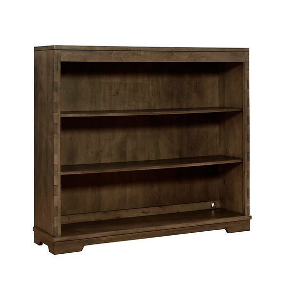 Westwood Dovetail Hutch/Bookcase in Graphite