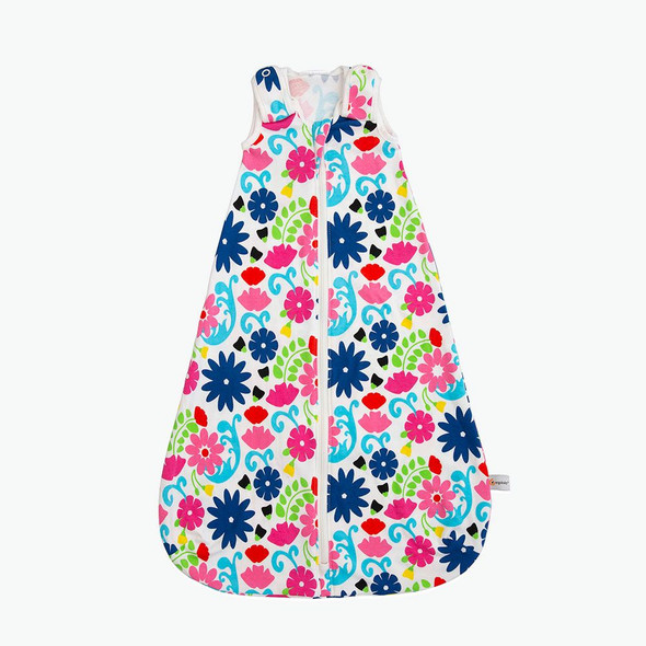 ErgoBaby Classic Sleep Bag (0-6 S) TOG .5 - French Bull - Flores
