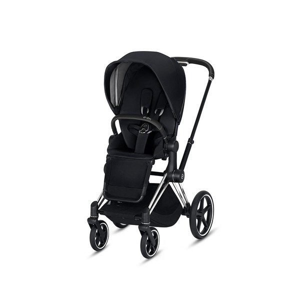 Cybex Priam 3 in Chrome/Black & Premium Black