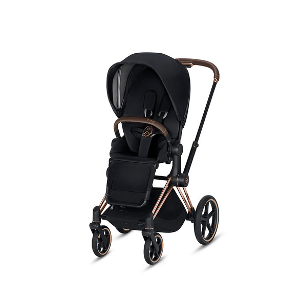 Cybex Priam 3 in Rose Gold & Premium Black