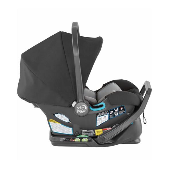 Baby Jogger City Mini 3 Wheel + City GO Travel System Refresh in Jet