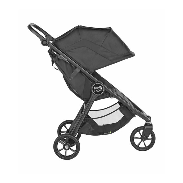 Baby Jogger City Mini GT + City GO Travel System Refresh in Jet