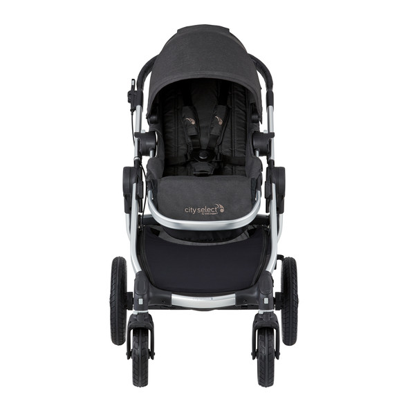 Baby Jogger City Select Fashion Update in Slate