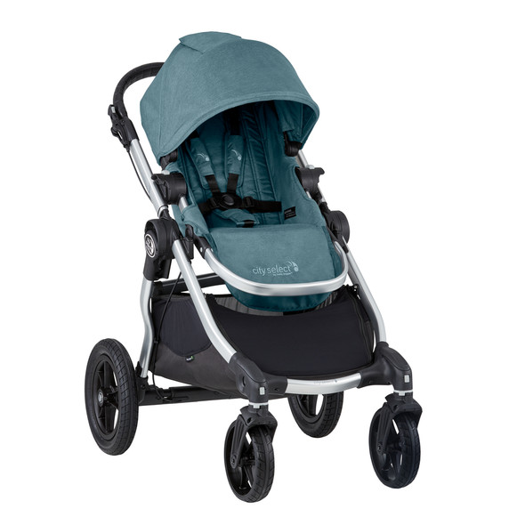 Baby Jogger City Select Fashion Update in Lagoon