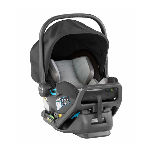 Baby Jogger City GO VBL Car Seat BJ in Slate