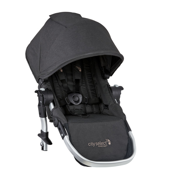 Baby Jogger City Select Second Seat Kit Fashion Update in Jet