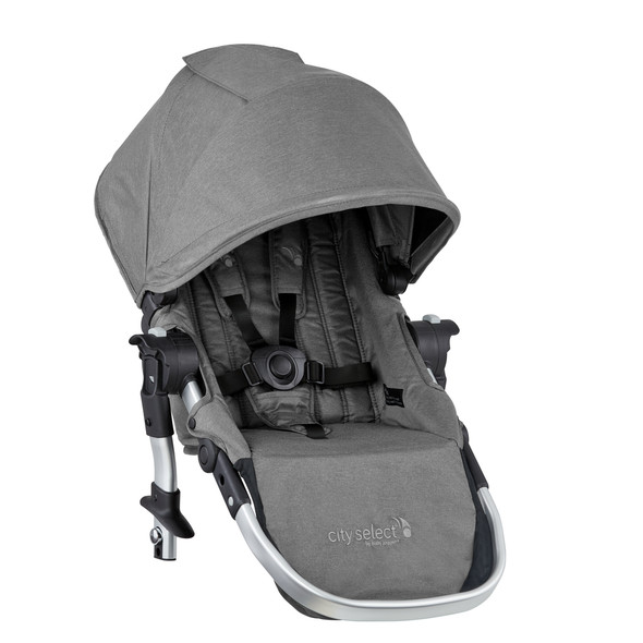 Baby Jogger City Select Second Seat Kit Fashion Update in Slate