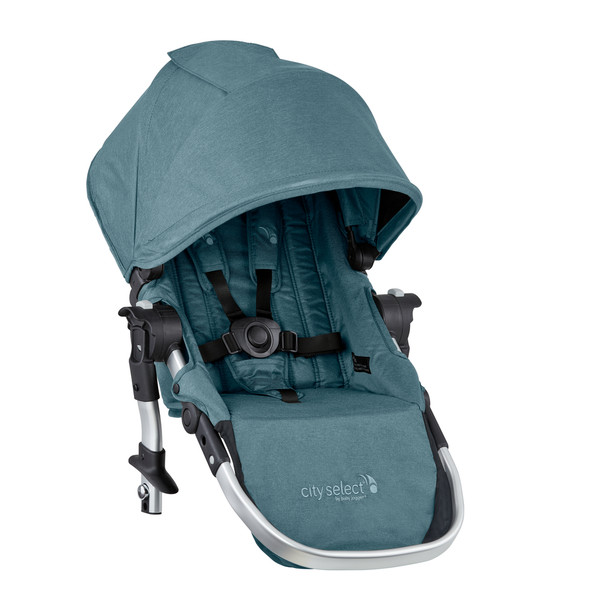 Baby Jogger City Select Second Seat Kit Fashion Update in Lagoon