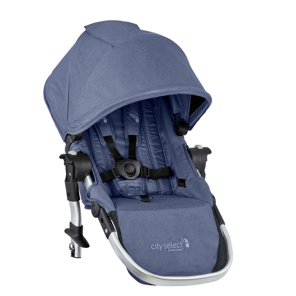 Baby Jogger City Select Second Seat Kit Fashion Update in Moonlight
