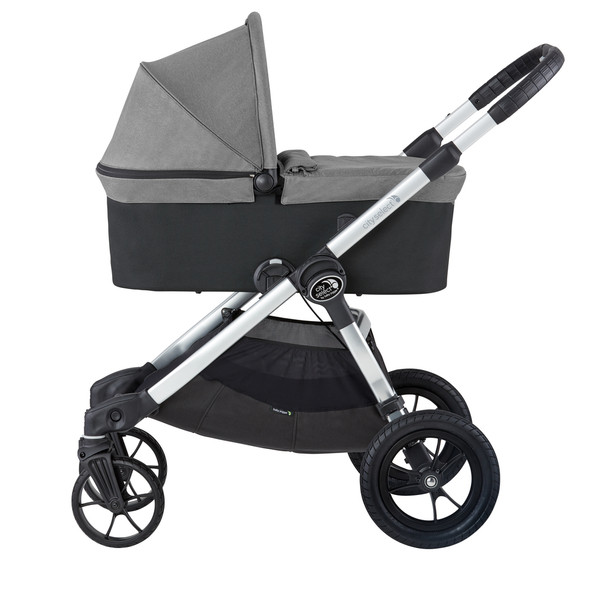 Baby Jogger City Select Bassinet Kit Fashion Update in Slate