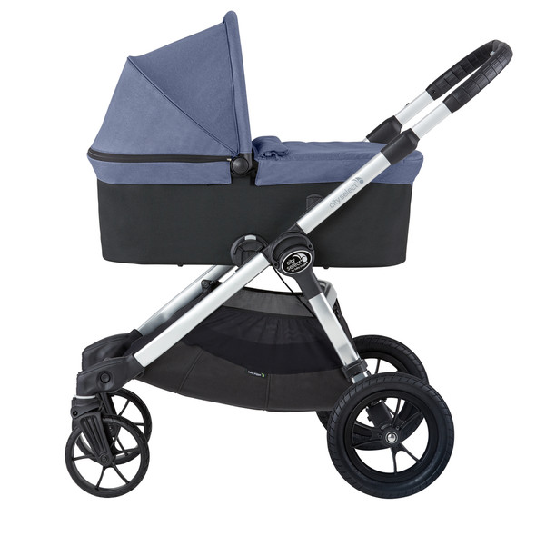 Baby Jogger City Select Bassinet Kit Fashion Update in Moonlight