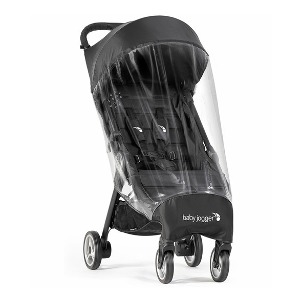 Baby Jogger City Tour VBL Weathershield in Clear