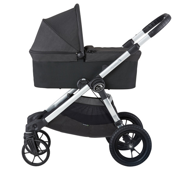 Baby Jogger Deluxe Pram - City Select in Carbon