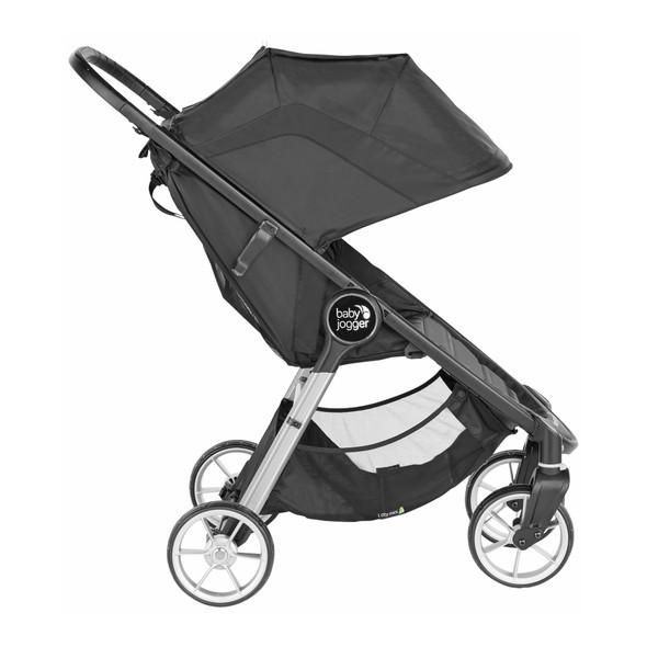 Baby Jogger City Mini 4W TS in Jet