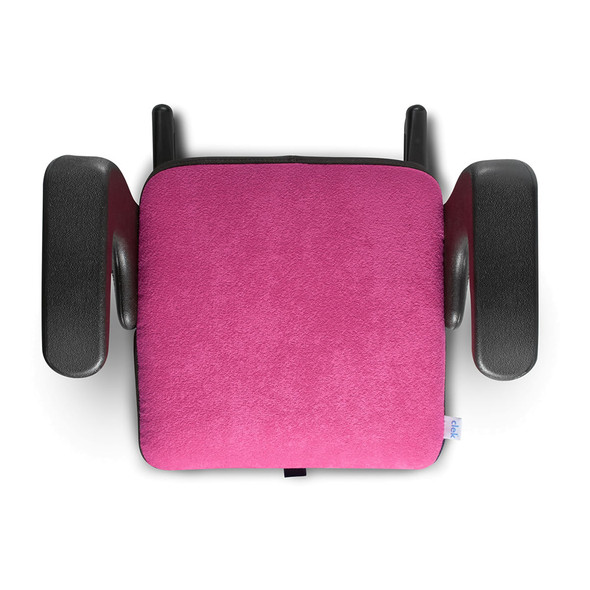 Clek Olli Latching Backless Booster in Flamingo -