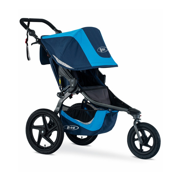 Bob Revolution Flex 3.0 Stroller Bundle in Glacier Blue