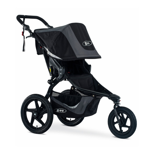 Bob Revolution Flex 3.0 Travel System in Graphite Black