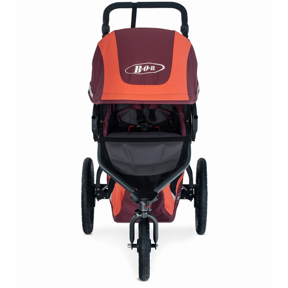 Bob Revolution Flex 3.0 Stroller Bundle in Sedona Orange