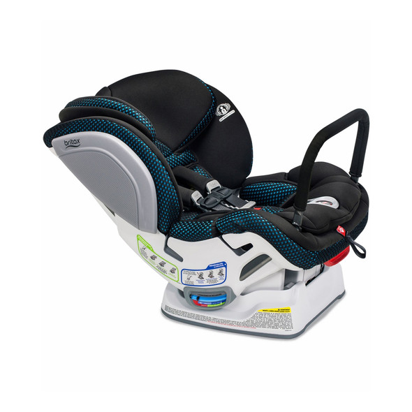Britax Advocate Clicktight ARB Convertible Car Seat in Teal