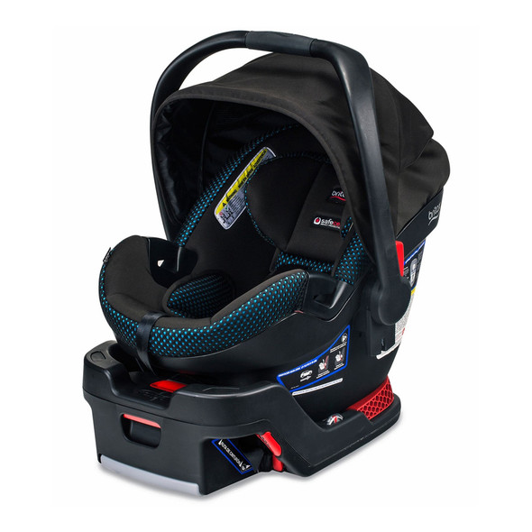 Britax B-Safe Ultra Infant Car Seat Cool Flow in Teal