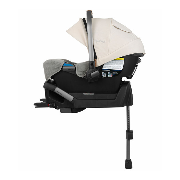 Nuna PIPA + PIPA Series Base Car Seat in Birch
