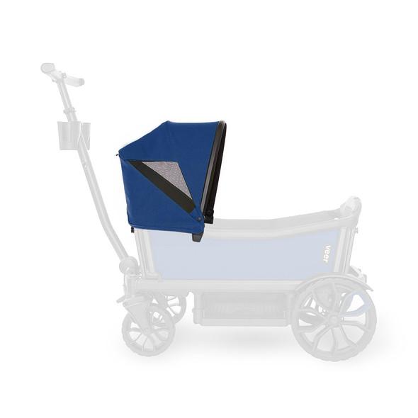 Veer Custom Retractable Canopy in Kai Blue
