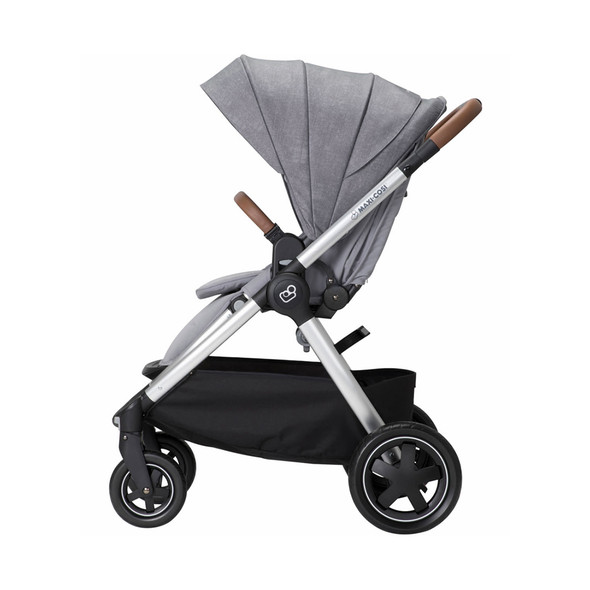 Maxi Cosi Adorra Travel System in Nomad Grey