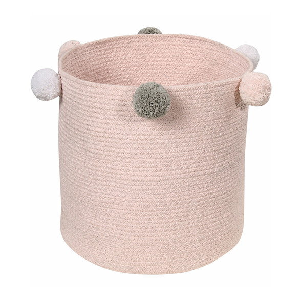 Lorena Canals Basket Bubbly Pink